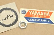 NOS Yamaha DT100 DT250 DT360 DT400 MJ50 MX175 QT50 RD60 RT180 TX650 TX750 XS1 XS2 XS650 Nut 169-26251-00