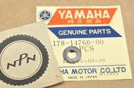 NOS Yamaha RD400 XJ650 XS1 XS2 XS650 XS850 XV750 XVZ12 YZ250 YZ400 YZ490 YZ60 YZ80 Washer 178-14766-00