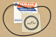 NOS Yamaha G6S G7S JT1 JT2 L5T YG5 YL2 YLCM Crank Case Valve Cover Rubber Ring 180-13554-00