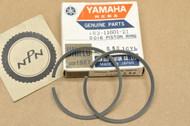 NOS Yamaha 1969 AS2 1968 YAS1 0.50 Oversize Piston Ring Set for 1 Piston = 2 Rings 183-11601-21