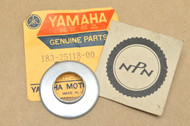 NOS Yamaha AT1 CT1 DT100 IT125 MX175 RD125 RS100 TY250 XT125 YZ100 YZ125 Hub Dust Cover 183-25118-00