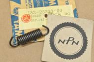 NOS Yamaha 1968 YLCM Brake Shoe Tension Spring 183-25333-00