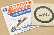 NOS Yamaha AT1 CT1 DT1 GT1 GT80 R3 R5 RD200 RD60 RS100 RT1 TX650 U7 XS1 XS2 YG5 YR1 YR2 Lens Screw 183-83333-71