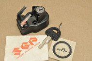 NOS Suzuki GS1000 GS1100 GS300 GS450 GS550 GS650 GS750 GS850 Helmet Lock with Key 95700-34210