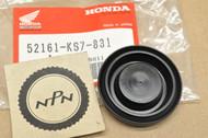 NOS Honda CR125 R CR250 R CR500 R Swing Arm Cross Member Cap Cover 52161-KS7-831