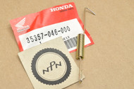 NOS Honda CB400 F CT110 CT70 CT90 GL1000 Gold Wing XL200 Brake Stop Switch Spring 35357-046-000