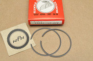 NOS Honda 1982-84 CR80 R Standard Size Piston Ring Set for 1 Piston= 2 Rings 130A1-169-672