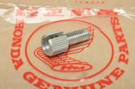 NOS Honda GL1000 GL1100 MR250 MT250 SL350 SL90 TL250 XL250 Cable Adjustment Bolt 53192-312-000