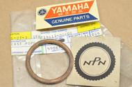NOS Yamaha VMX12 VMX1200 V-Max Exhaust Muffler Pipe Gasket 1FK-14613-00