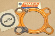 NOS Yamaha 1976-77 YZ100 1976 YZ125 Cylinder Head Gasket 1J4-11181-00