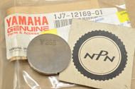 NOS Yamaha FJ600 FZ600 XJ1100 XJ750 XJ900 XS1100 XS750 XS850 XZ550 YX600 Valve Shim Pad 2.65 1J7-12169-G1