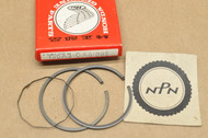NOS Honda NA50 NC50 NU50 NX50 Express 0.50 Oversize Piston Ring Set for 1 Piston= 3 Rings 130A3-GA6-005