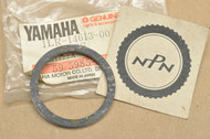 NOS Yamaha 1986 YZ80 Muffler Exhaust Pipe Gasket 1LR-14613-00