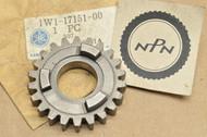 NOS Yamaha 1977-81 YZ100 1977-80 YZ125 Fifth 5th Pinion Gear 22T 1W1-17151-00