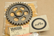 NOS Yamaha 1977-81 YZ100 1977-80 YZ125 First 1st Wheel Gear 32T 1W1-17211-01