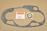 NOS Suzuki T200 TC200 Crank Case Clutch Cover Gasket 11482-10000