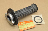 NOS Suzuki TM100 TM125 TM250 TM400 Throttle Grip with Tube 57110-30111