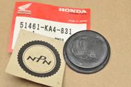 NOS Honda CR125 R CR250 R CR500 R XR600 R Front Fork Rubber Cap 51461-KA4-830
