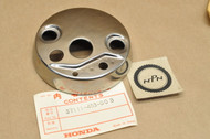 NOS Honda CB175 CJ360 CL175 MT125 MT250 XL125 XL250 XL350 Tachometer Chrome Setting Ring 37111-453-008