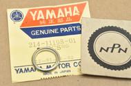 NOS Yamaha AT1 CT1 DT1 DT250 HT1 IT400 MX250 TT350 TX750 TZ250 XS1100 XS750 XV250 Drain Plug Gasket 214-11198-01
