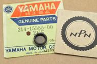 NOS Yamaha AT1 CT1 DT100 DT3 HT1 MX250 RS100 RT1 RT3 U7 YZ250 YZ360 Shift Cam Blind Plug 214-15385-00