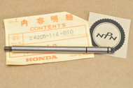 NOS Honda QA50 K0-K3 Gear Shift Pawl Shaft 24205-114-010