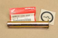 NOS Honda 1991-94 CT70 Main Stand Pivot Pipe 50512-126-900