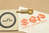 NOS Suzuki DS80 OR50 RE5 TS185 Oil Pump Check Valve 16710-35010