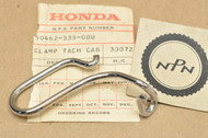 NOS Honda CB350 F Tachometer Cable Stay Guide 50462-333-000
