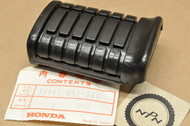 NOS Honda CB1000 GL1100 GL1200 Gold Wing VF1100 VF700 VF750 Foot Peg Rest Step Rubber 50661-MB1-000
