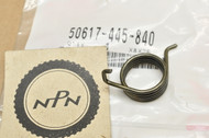 NOS Honda CB1000 CBR600 CX500 CX650 VFR700 Foot Rest Step Return Spring 50617-445-840