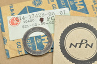 NOS Yamaha DT1 DT2 DT3 RT2 RT3 YZ250 YZ360 Drive Axle Shim 214-17428-00-07
