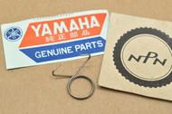 NOS Yamaha DT1 DT2 R5 RD350 RD400 RT1 RT2 TD3 TR3 TZ250 TZ350 XS360 XS400 Gear Shift Spring 214-18123-00