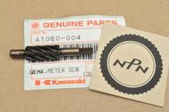 NOS Kawasaki C2 F6 F7 G3 G4 G5 KE100 KH100 KV100 Speedometer Pinion Gear 41060-004