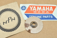 NOS Yamaha DT1 DT80 GT80 GTMX MX80 RD60 RT1 TY80 YZ250 YZ360 YZ50 YZ80 Shift Cam Side Plate 214-18561-00