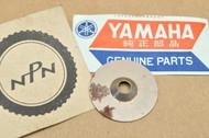NOS Yamaha DT1 DT80 GT80 GTMX MX80 RD60 RT1 TY80 YZ250 YZ360 YZ50 YZ80 Shift Cam Side Plate 214-18561-00