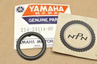 NOS Yamaha DT1 DT400 MX250 RD350 TD3 TX650 TY250 TZ750 XS1 XS2 XS650 YZ100 YZ250 Fork O-Ring 214-23114-00