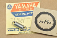 NOS Yamaha AT1 CT1 DT1 GT80 GTMX LB50 QT50 R5 RD250 RD350 RT1 YG5 YL1 YL2 Head Light Spring 214-84135-60