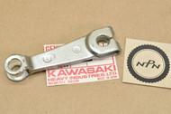 NOS Kawasaki C2 F6 F7 G3 G4 G5 KD100 KD80 KE100 KH100 KH125 KLT110 KLT200 KLT250 KM100 Front Brake Arm 41053-005