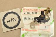 NOS Kawasaki 1981-82 KZ305 CSR Ignition Points Contact Breaker 21008-1009