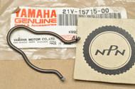NOS Yamaha YFB250 YFM200 YFM250 YFM350 Moto 4 YFP350 YTM200 YTM225 Friction Spring Clip 21V-15715-00