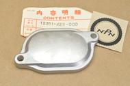 NOS Honda ATC250 FT500 TRX250 TRX300 TRX350 XL250 Tappet Adjusting Hole Cover 12351-428-000