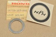 NOS Honda ATC200 CB350  CB450 CB500 CB550 TLR200 TR200 TRX200 XR200 Valve Spring Washer 14775-107-000