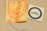 NOS Honda CA175 CA95 CB175 CB200 CB92 CL175 CL200 SL175 XL175 Ball Bearing Set Ring A 13495-200-010