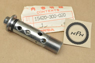 NOS Honda CB1000 CB1100 CB400 CB500 CB550 CB750 CB900 CBX GL1000 GL1100 GL1200 Oil Filter Center Bolt 15420-300-020