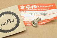 NOS Suzuki A100 F50 GN400 GR650 GS1000 GS850 GSX-R650 GT250 GT380 GT750 JR50 LT250 LT500 Bolt 09128-06004