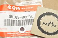 NOS Suzuki A100 DR250 GT380 LS650 RE5 RM250 SP125 T20 T350 TC250 TC350 TM400 TS250 Washer 09168-06004