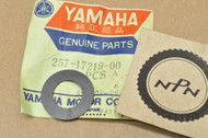 NOS Yamaha DT80 GT1 GT80 GTMX JT1 JT2 MX80 RD60 RX50 TY80 YSR50 YZ50 YZ80 Drive Axle Shim 257-17219-00