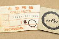 NOS Honda CB450 CB500 T CL450 Cylinder Head Valve Guide O-Ring 12209-283-000