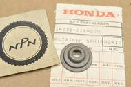 NOS Honda CA160 CB160 CL125 CL160 SS125 Valve Spring Retainer 14771-216-000
